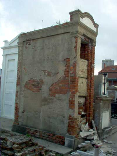 SAINT LOUIS CEMETERY NUMBER 1 HAUNTED NEW ORLEANS TOURS - HOME