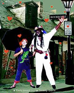 GHOST OF CHICKEN MAN New Orleans Only Voodoo King Haunted