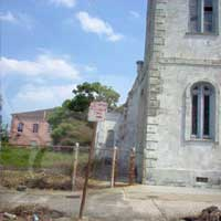 Bywater Church ghost sent to us by Rusty.