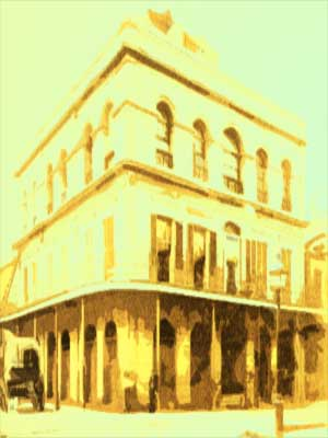 Lalaurie Mansion House Tours