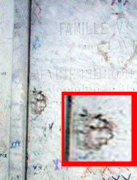 Marie Laveau Tomb New Orleans Cemetery Ghost Real Pictures