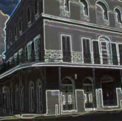Top Ten Most Haunted Houses In New Orleans Haunted New